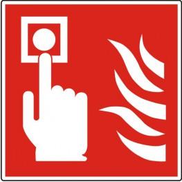 Brandmelder ISO 7010