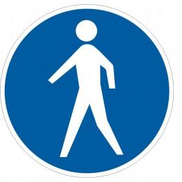 Verplichte oversteekplaats voor voetgangers