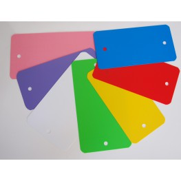 Plastic-PVC  Label